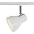 LED-Deckenleuchte max. 3 Watt 'Spotty' - Weiß, Kunststoff/Metall (60/8/15cm) - Bessagi Home