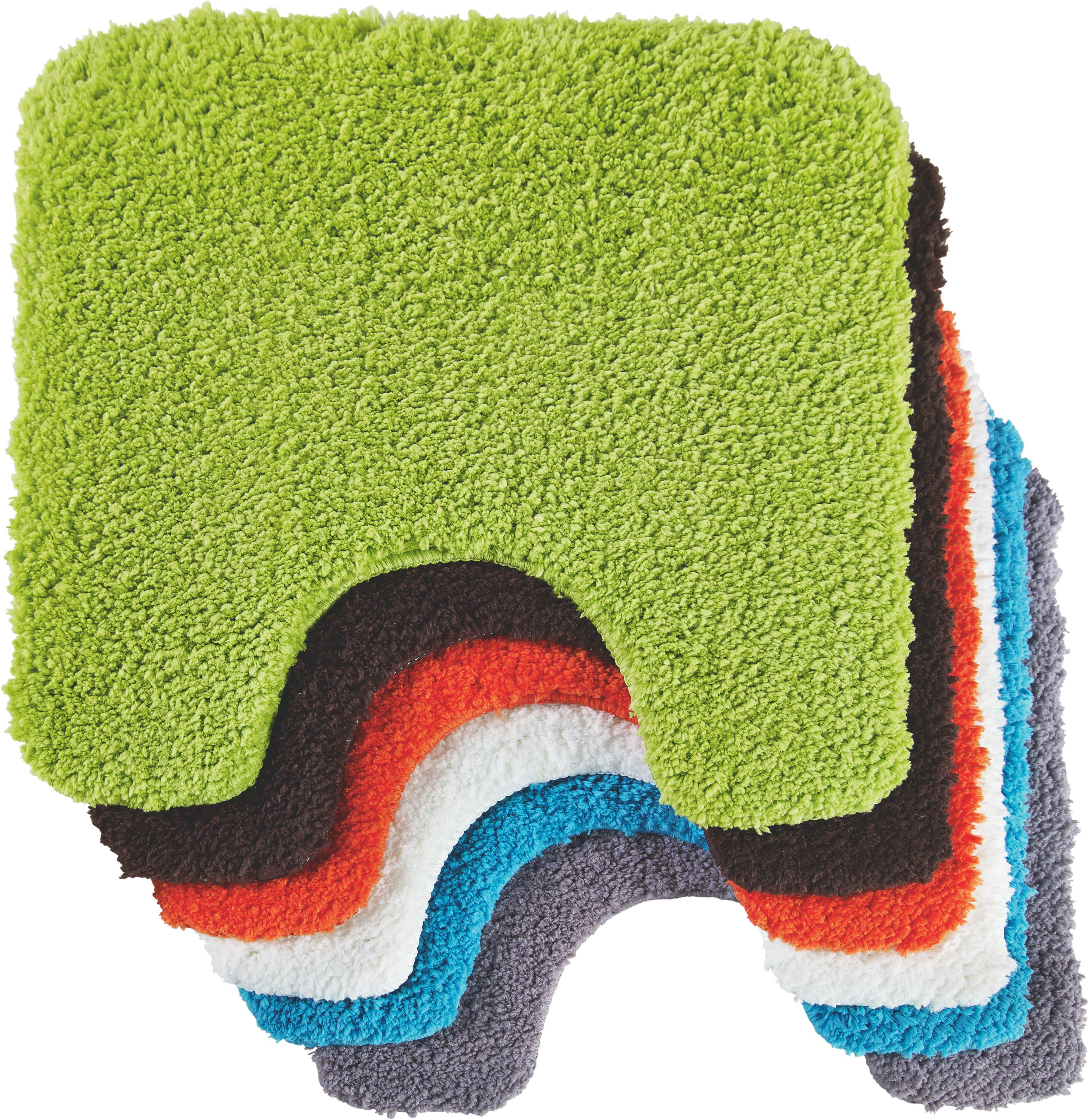 Wc-előke Christina - türkiz, textil (50/50cm) - MÖMAX modern living