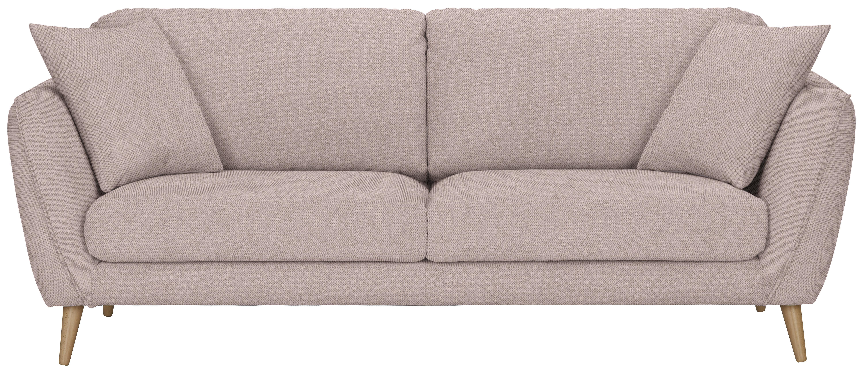 Image of Dreisitzer-Sofa in Rosa