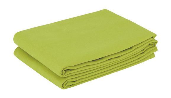 Terítő Steffi - Világoszöld, Textil (140/260cm) - Mömax modern living