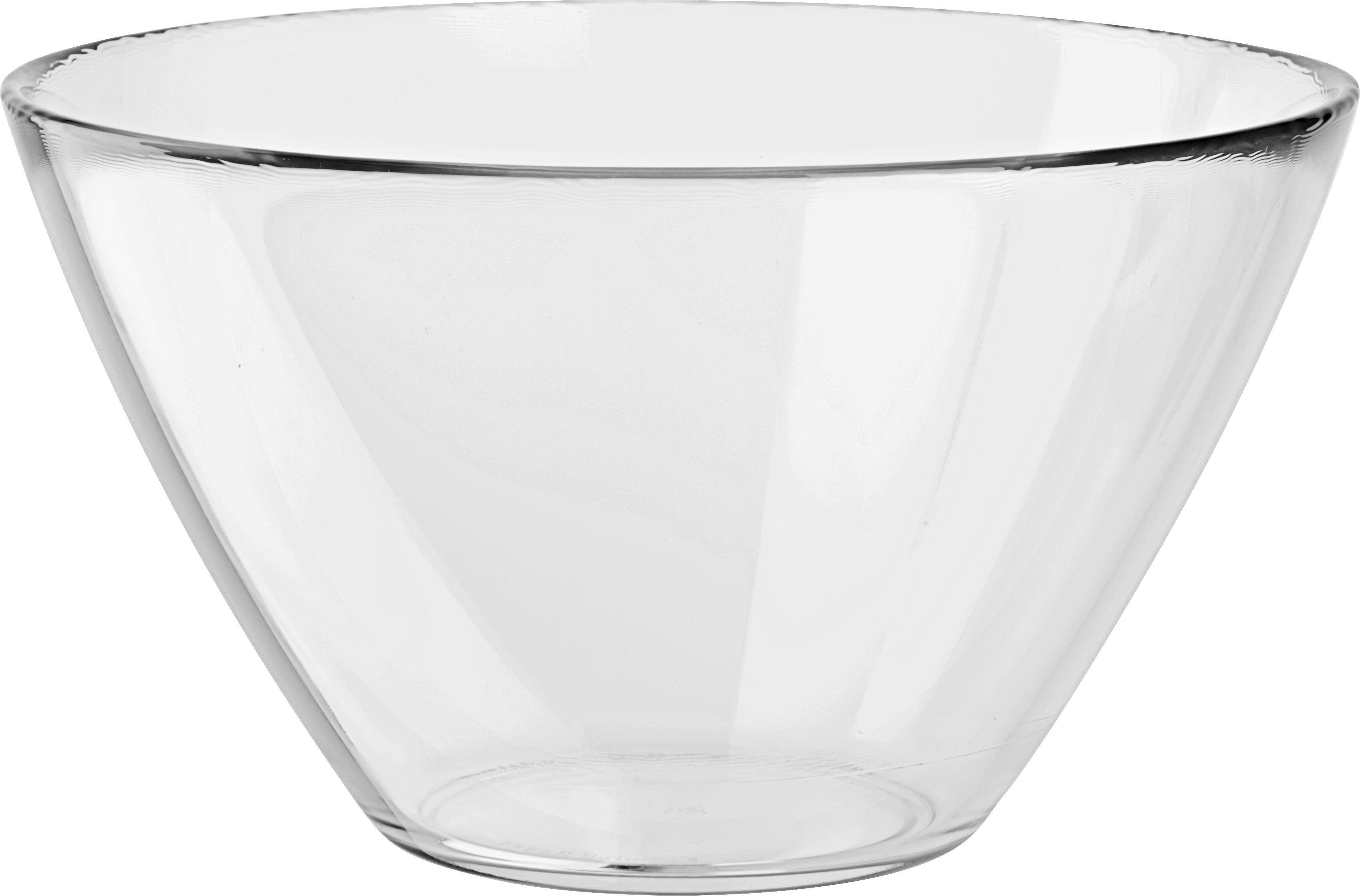 Skleda Basic - prozorna, steklo (20/11,2/20cm) - MÖMAX modern living