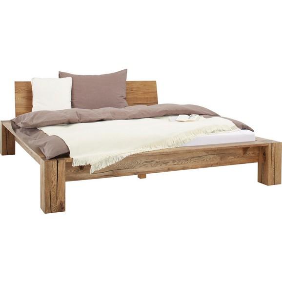 bett in eiche ca 180x200cm online kaufen m max. Black Bedroom Furniture Sets. Home Design Ideas