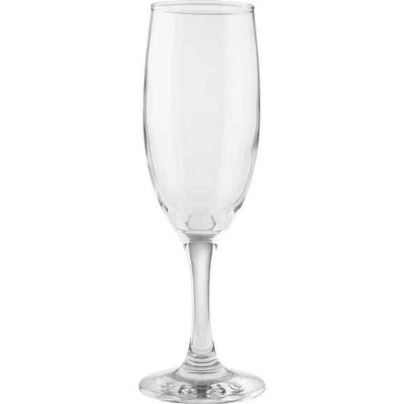 Sektglas Billie ca. 190ml - Klar, Glas (5/19,3cm) - Mömax modern living