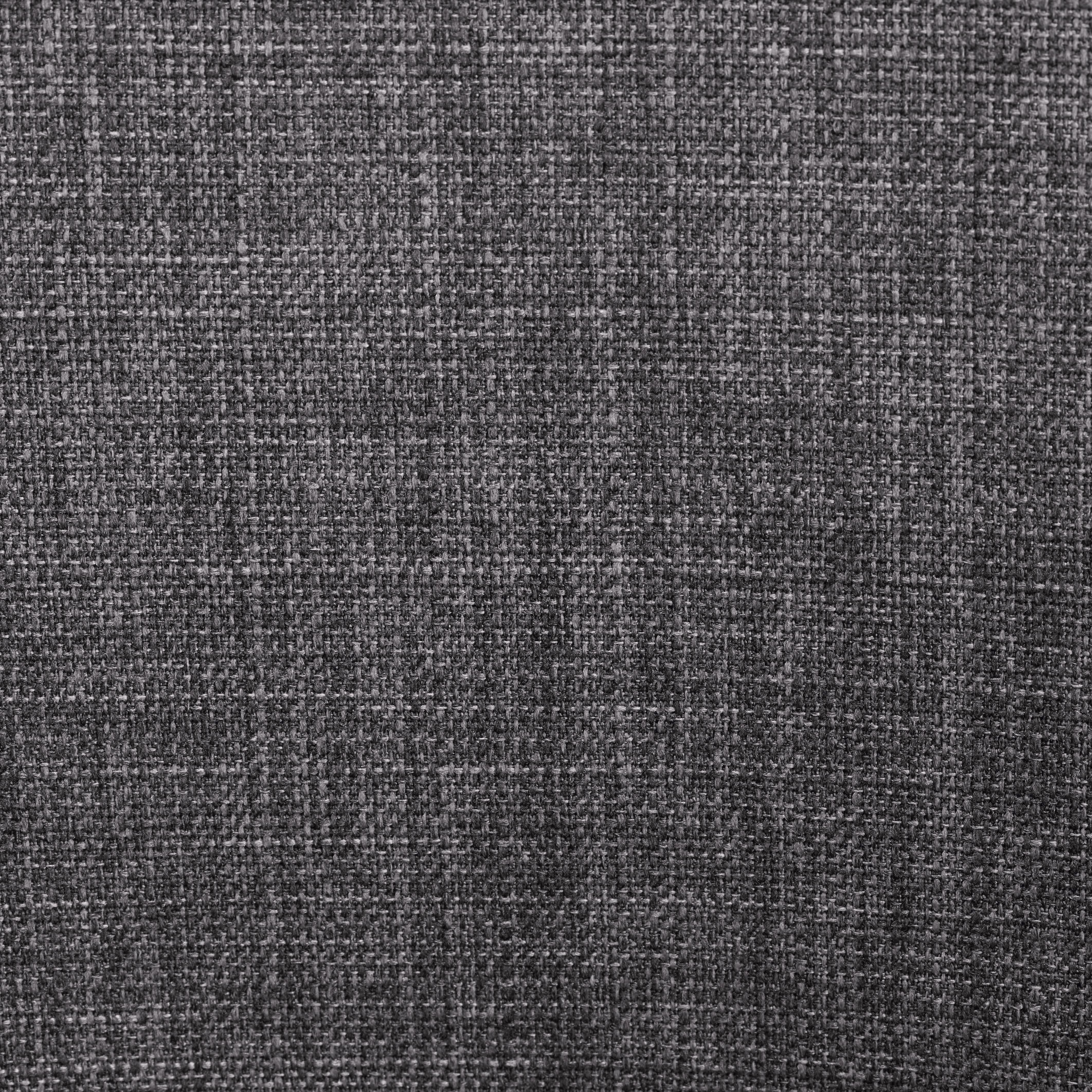 Armlehnstuhl Milenka - Grau, MODERN, Textil/Metall (58/86/60cm) - MODERN LIVING
