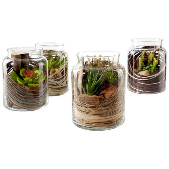 pflanzentopf tina braun gr n online kaufen m max. Black Bedroom Furniture Sets. Home Design Ideas
