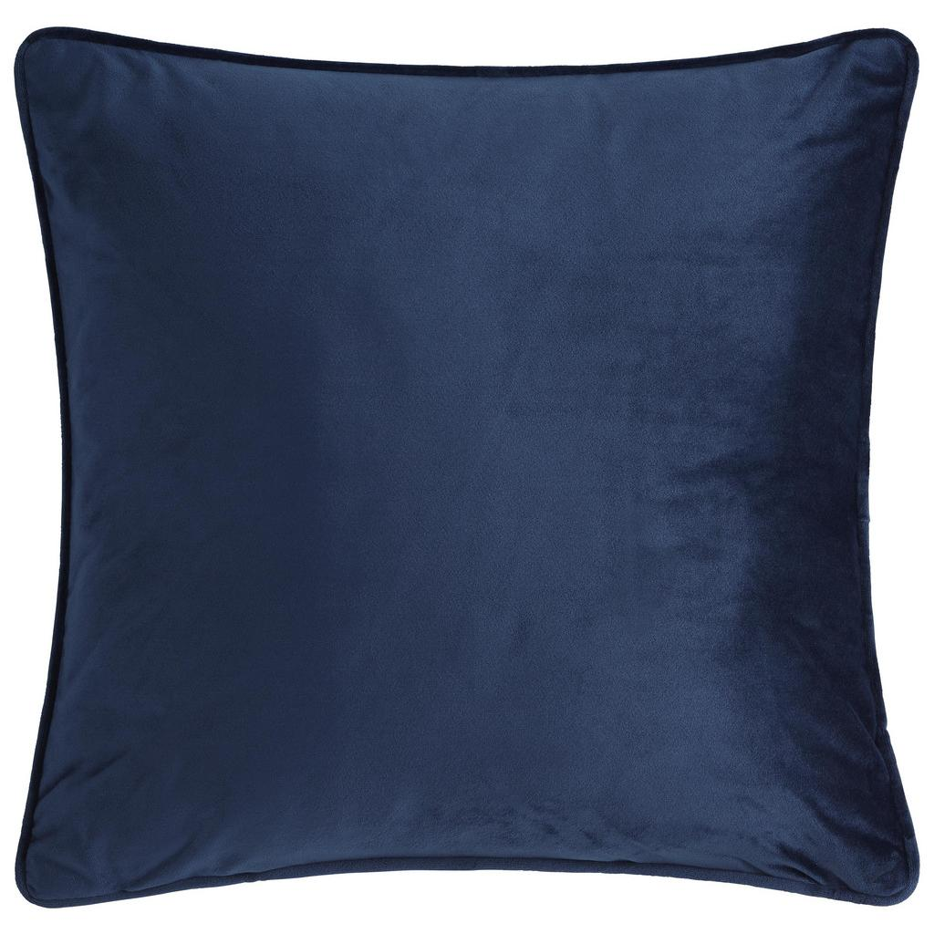 ZIERKISSEN Viola in Navy