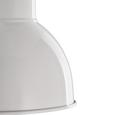 Pendelleuchte Nessaja - Weiß, MODERN, Metall (21,5/130cm) - Modern Living