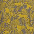 Bettwäsche Judi ca. 135x200cm - Gelb/Grau, LIFESTYLE, Textil (135/200cm) - Mömax modern living