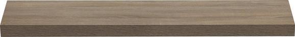 Wandboard in Eichefarben - Eichefarben, Holz (100/4,4/24cm) - MÖMAX modern living