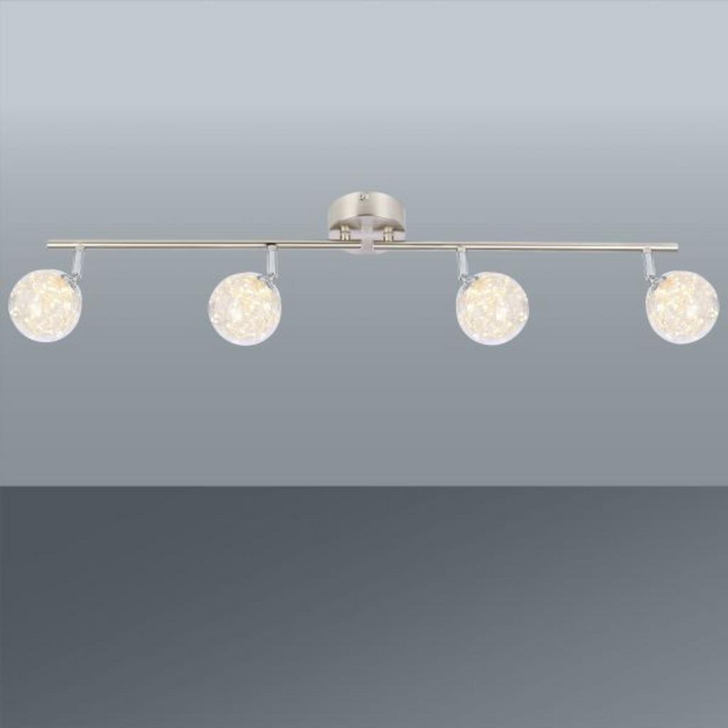LED-Strahler Kiko, max. 4x3,5 Watt
