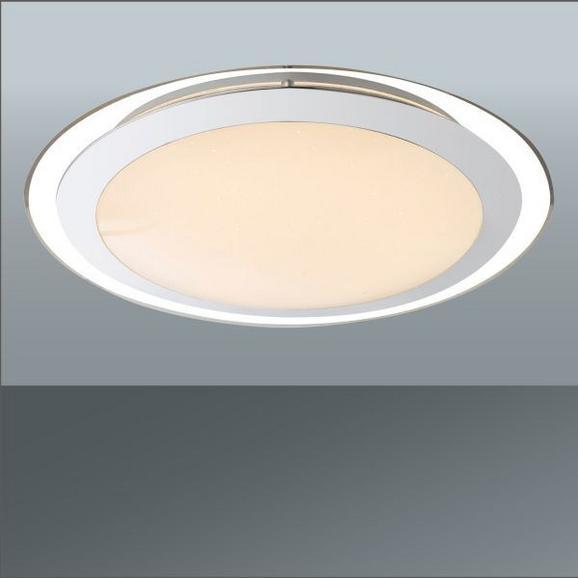 Stropna Led-svetilka Elea - Moderno, kovina/umetna masa (40,5/7,5cm) - Mömax modern living