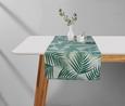 Tischläufer Lenara Grün 45x150cm - Grün, Textil (45/150cm) - Mömax modern living