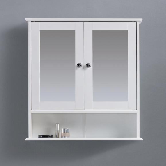 spiegelschrank bianca online kaufen m max. Black Bedroom Furniture Sets. Home Design Ideas