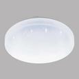 Deckenleuchte Frania-S mit LED - Weiß, MODERN, Kunststoff/Metall (28/7cm)