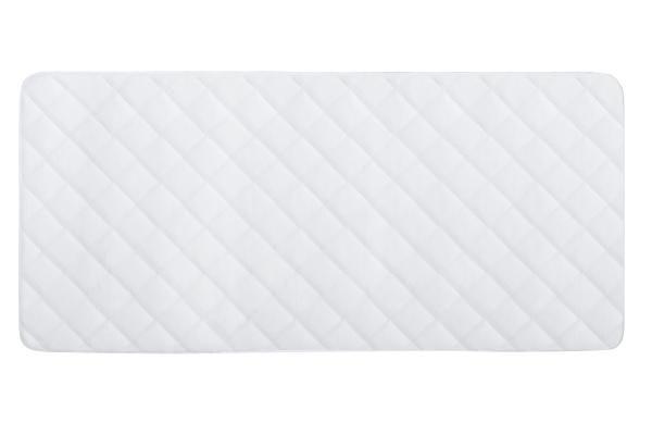Matracvédő Ella - fehér, textil (95/195cm) - premium living
