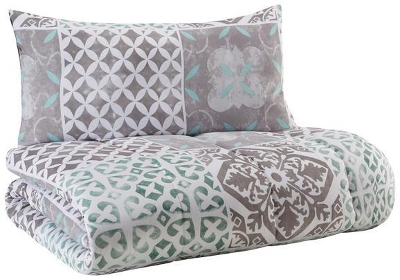 Bettenset Marrakesh Grau 135x200cm - Hellbraun/Hellgrau, LIFESTYLE, Textil - MÖMAX modern living