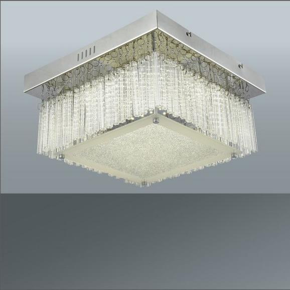 Stropna Svetilka Alila - Konvencionalno, kovina/steklo (37/14,7cm) - Mömax modern living