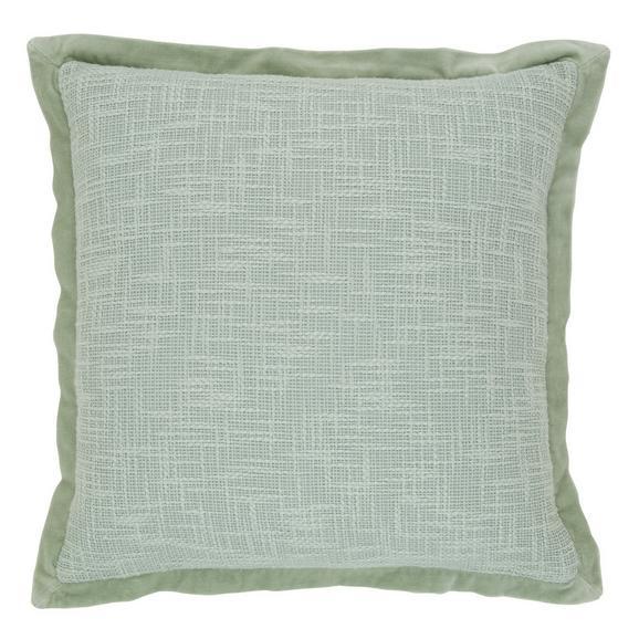 Zierkissen Yvonne,  B/l 45 X 45cm - Grün, MODERN, Textil (45/45cm) - Mömax modern living