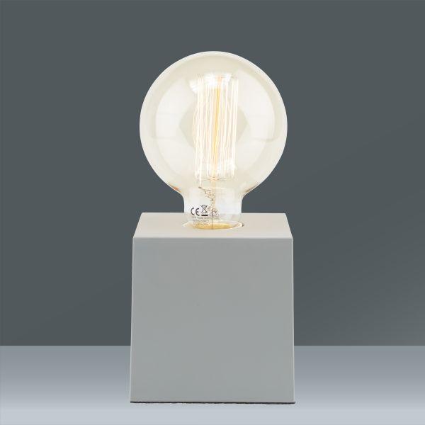 Asztali Lámpa Eni - modern, kő/fém (10/10/10cm) - MÖMAX modern living