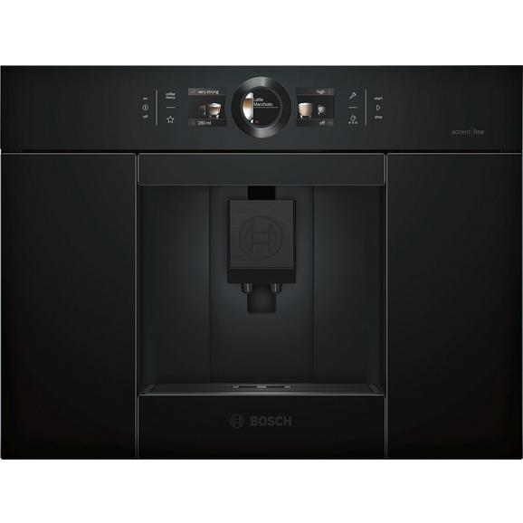Kaffeevollautomat CTL836EC6 - Schwarz (55,8/44,9/35,6cm) - Bosch