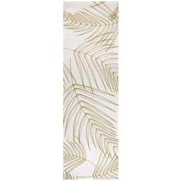 Nadprt Laguna - zlata/bela, tekstil (45/150cm) - Mömax modern living