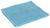 Gästetuch Melanie Aqua - Blau, Textil (30/50cm) - Mömax modern living