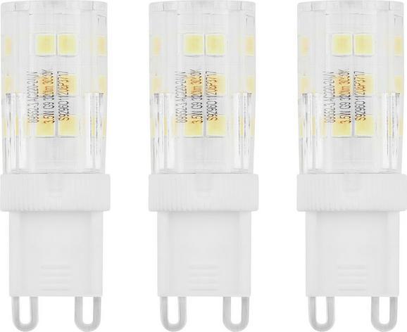 LED-Leuchtmittel 89552-3 max. 3,5 Watt - Klar, KONVENTIONELL, Kunststoff (1,5/5,2cm)