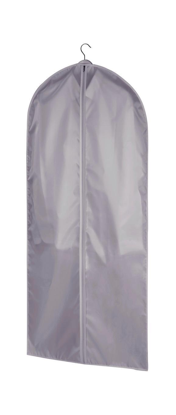 Vreča Za Oblačila Kläck - siva, Moderno, tekstil (60/135cm) - Mömax modern living