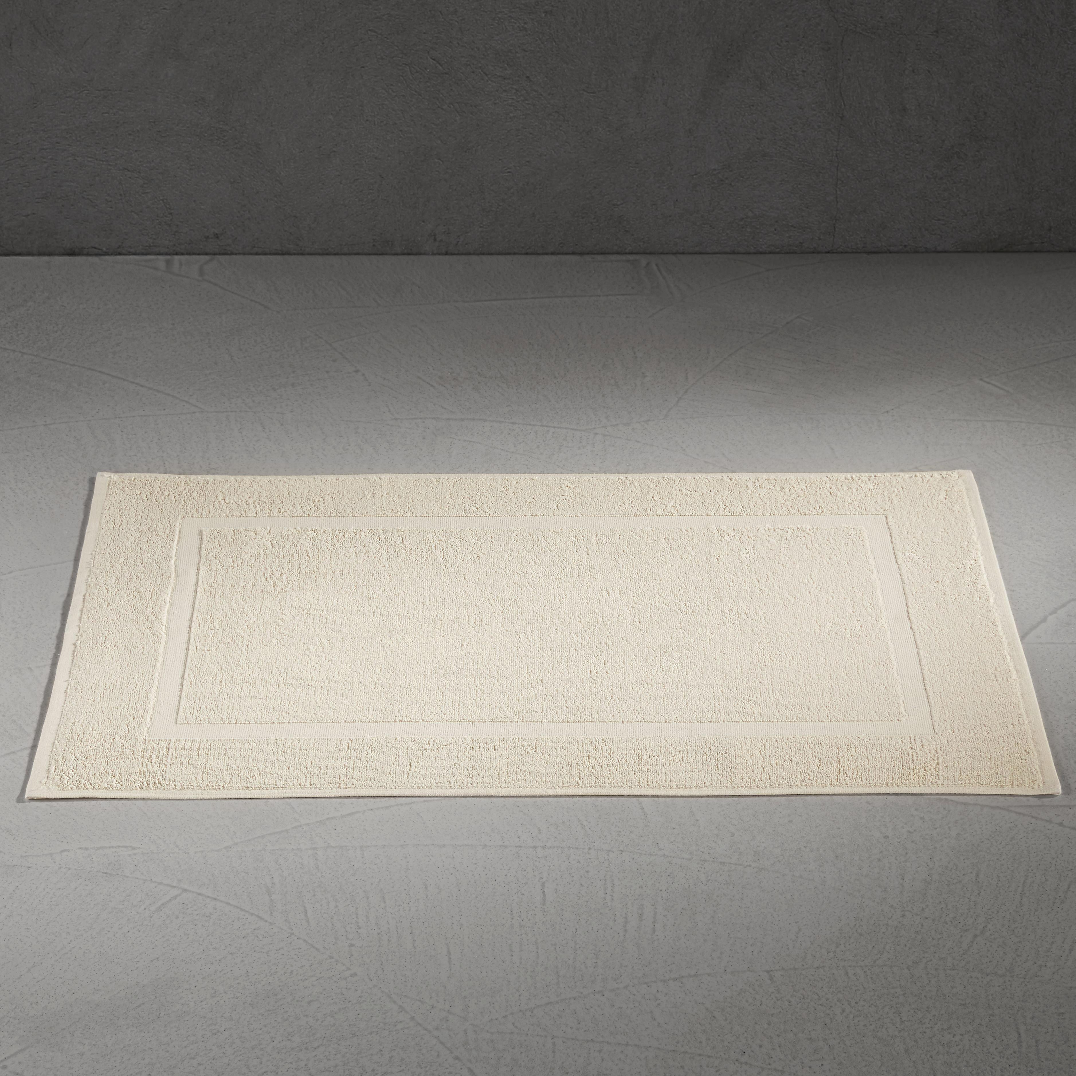 Badematte Dyckhoff 50x75cm - Naturfarben, Textil (50/75cm) - DYCKHOFF