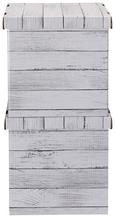 Box mit Deckel Jimmy Naturfarben - Naturfarben, Karton (31/31/31cm) - Mömax modern living