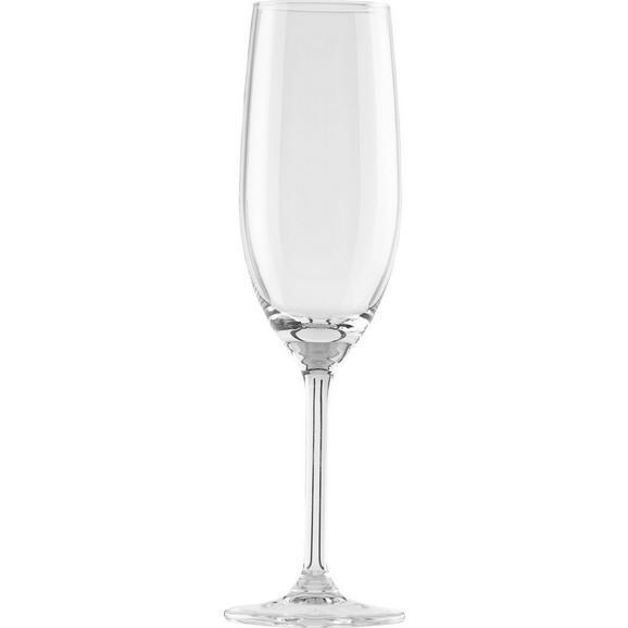 Sektglas Esther ca. 210ml - Klar, Glas (6,3/21,4cm) - Mömax modern living