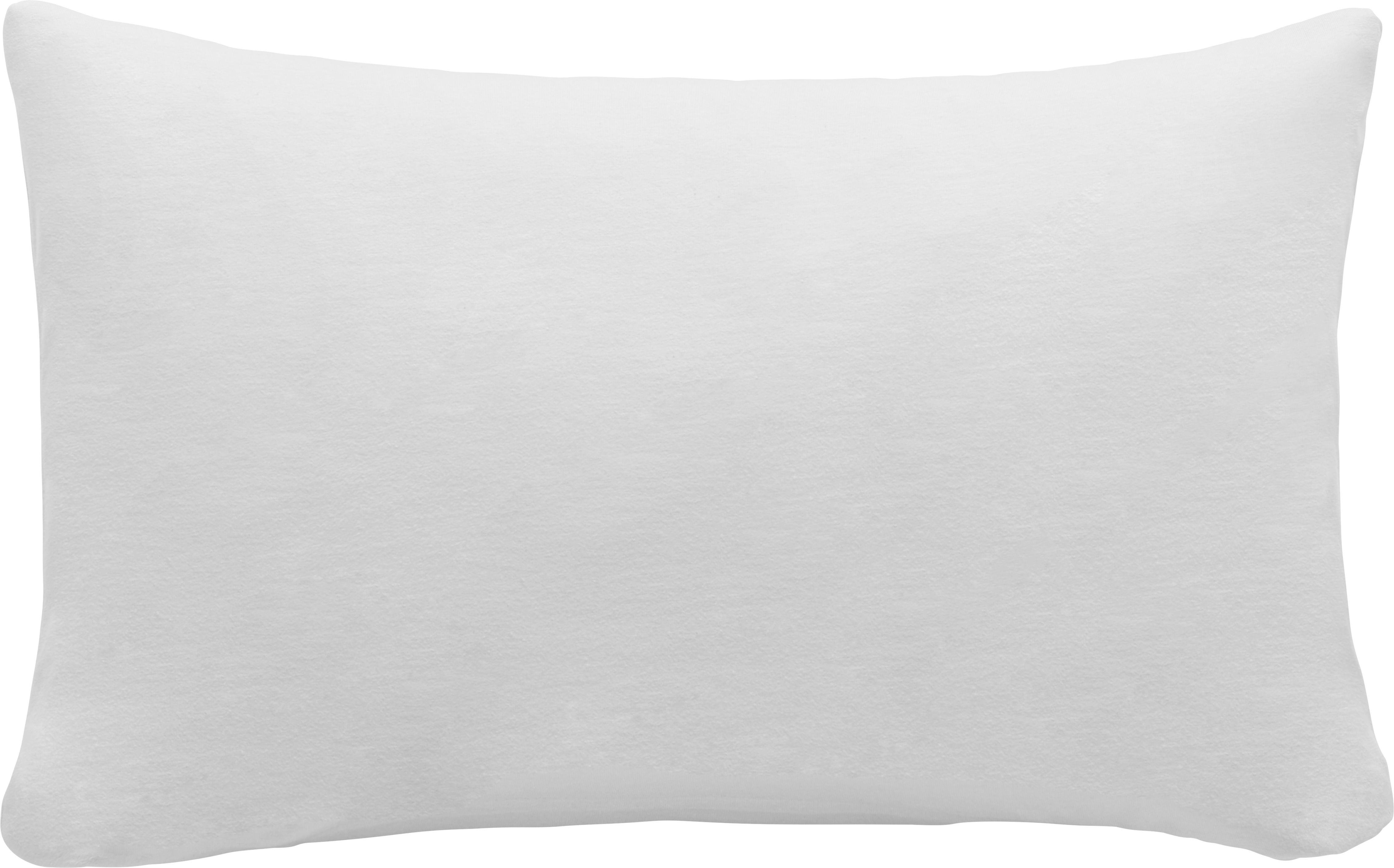Párnahuzat Basic - platina szín, textil (40/60cm) - MÖMAX modern living