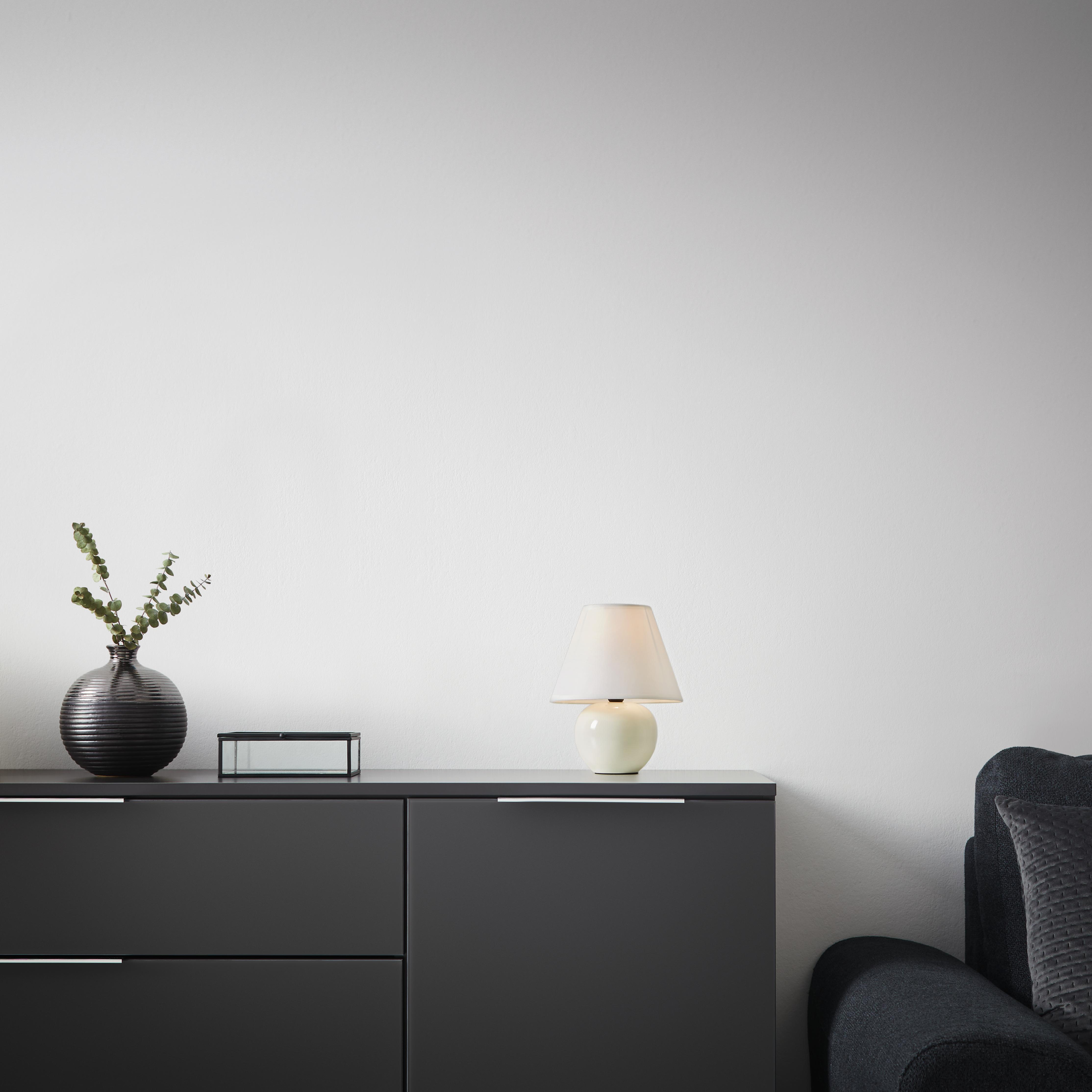 Schreibtischleuchte E27 Eisen Industriell Modern schwarz