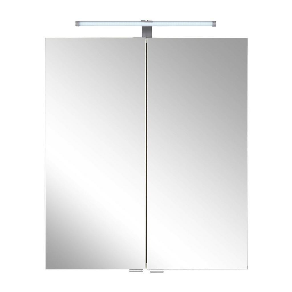 Spiegelschrank Weiß
