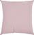 Zierkissen Zippmex in Rosa, ca. 50x50cm - Rosa, Textil (50/50cm) - Based