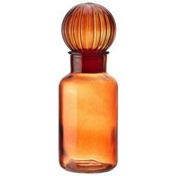 Dekoflasche Milla - Kupferfarben, MODERN, Glas (8/23cm) - Mömax modern living