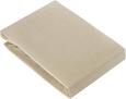 Spannbetttuch Basic in Grau, ca. 180x200cm - Beige, Textil (180/200cm) - Mömax modern living