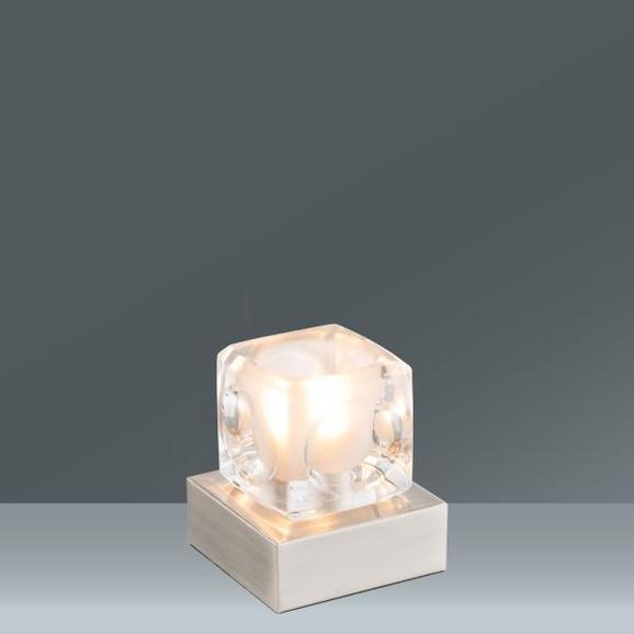 Asztali Lámpa Justus - Lifestyle, Üveg/Fém (10,5cm) - Mömax modern living