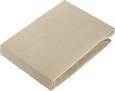 Spannleintuch Basic Grau ca. 150x200cm - Grau, Textil (150/200cm) - Mömax modern living