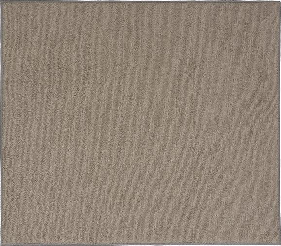Odcejalna Podlaga Marianne - bela/peščena, tekstil (40/45cm) - Mömax modern living