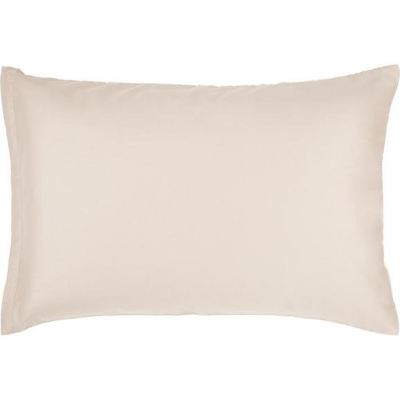 Kissenhülle Belinda, ca. 40x60cm - Creme, Textil (40/60cm) - Premium Living