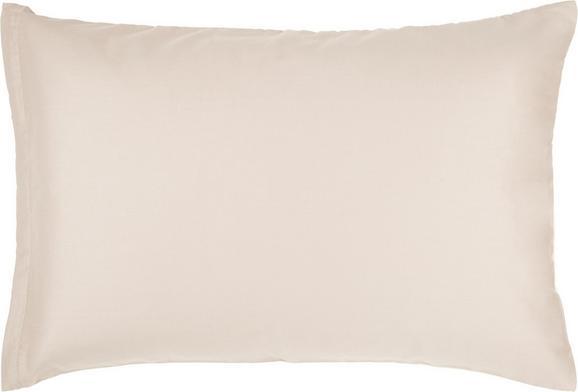 Prevleka Blazine Belinda - krem, tekstil (40/60cm) - Premium Living