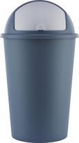 Abfalleimer Sofia Verschiedene Farben - Blau/Rosa, MODERN, Kunststoff (50l)