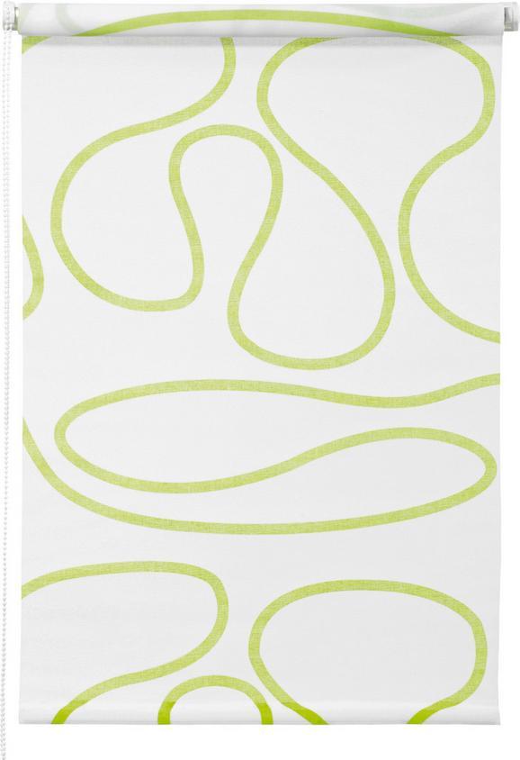 Roló Move - fehér/zöld, konvencionális, textil (60/160cm) - MÖMAX modern living