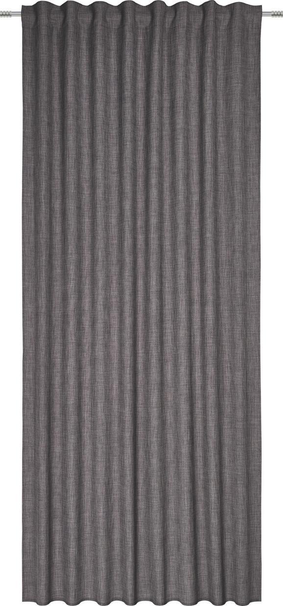 Készfüggöny Leo - szürke, textil (135/255cm) - premium living