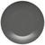 Speiseteller Sandy aus Keramik Ø ca. 26,8cm - Grau, KONVENTIONELL, Keramik (26,8/2,42cm) - Mömax modern living