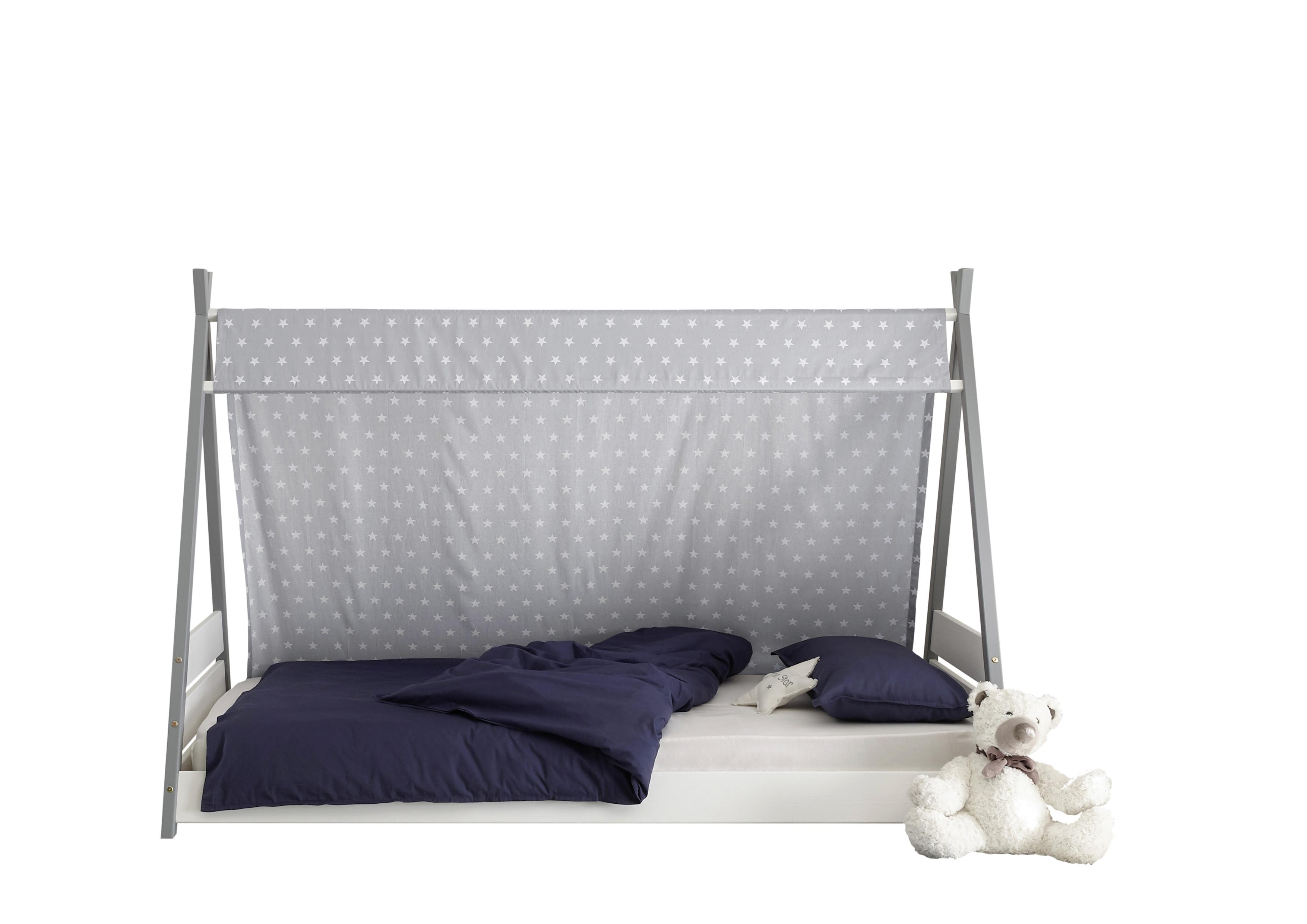 Image of Bett aus Kiefer massiv ca. 90x200cm