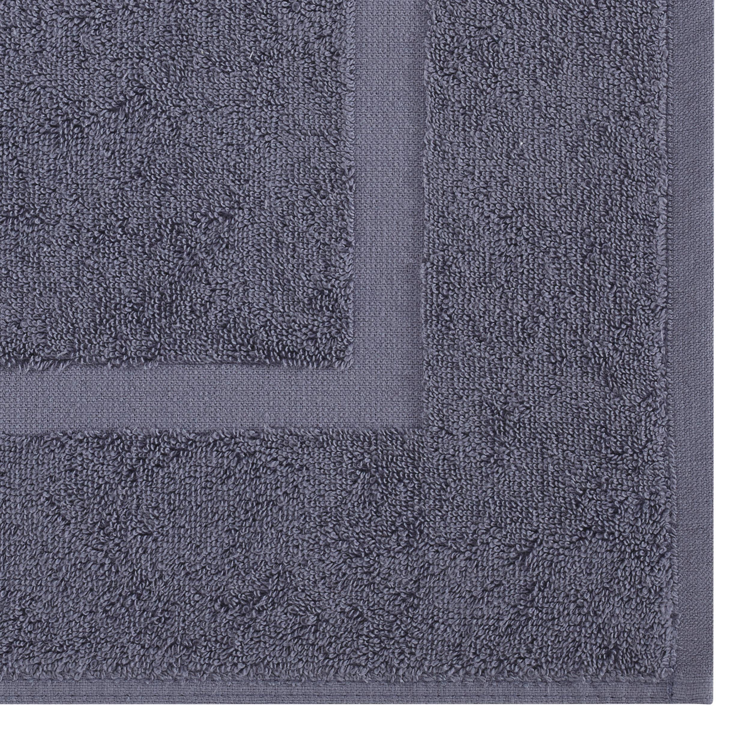 Badematte Dyckhoff 50x75cm - Grau, Textil (50/75cm) - DYCKHOFF
