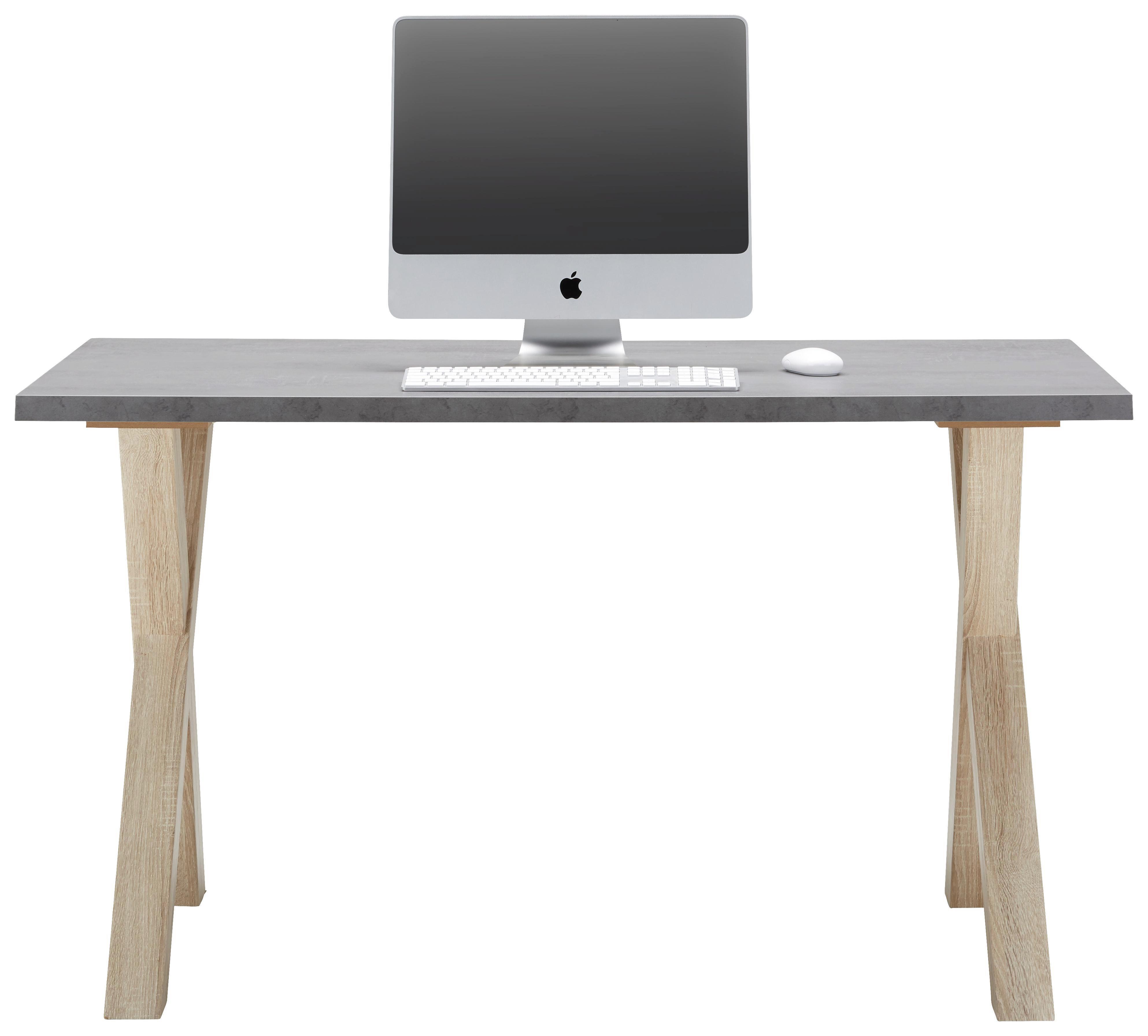 Schreibtisch modern  Schreibtisch in Graphitfarben online kaufen ➤ mömax