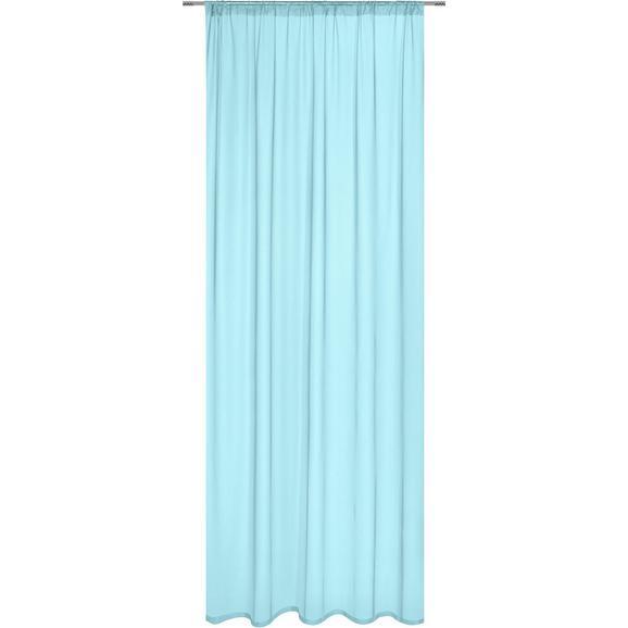 Fertigvorhang Thea Jade 140x245cm - Mintgrün, ROMANTIK / LANDHAUS, Textil (145/245cm) - Mömax modern living